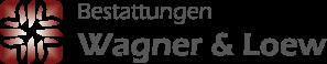 Logo Bestattungen Wagner & Loew